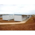 Panawonica, Rio Tinto, 250 man construction camp
